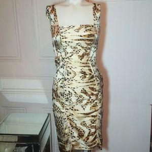 Roberto Cavalli Silk Dress sz 38